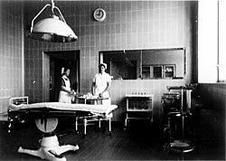The history of the clinic on Salzdahlumer Street